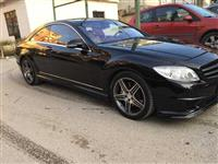 Mercedes cl 500 look AMG