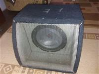 "������Subwoofer ������ Kenwood 12"" 600 watt"