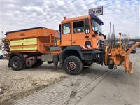 Kamion Man 19-364 viti 2000 asht 4x4