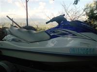 Skuter uji Yamaha