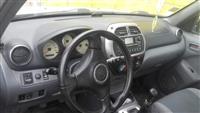 Toyota RAV4 benzin+gaz