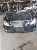 Mercedes 221 per pjes