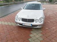 Mercedes E270 Airmatic -02 shitet ose nderrohet