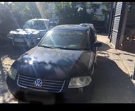 Shes VW Passat