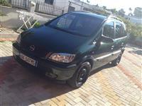 Opel Zafira 2.0 nafte -00