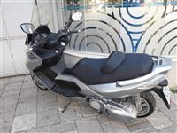Motorr kymco 500 cc