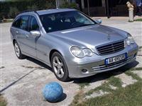 Mercedes C220 CDI motorr EVO