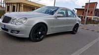 Mercedes e class evo full option