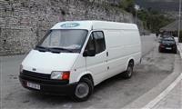 Ford Transit furgon per transport mallrash