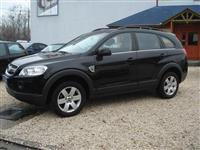 Chevrolet captiva 2007 gas
