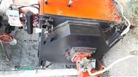 Kaldaje avulli qe punon me gaz