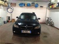 BMW 320d 2007 full optian 130kw