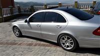 Mercedes Benz E350 benzin gas