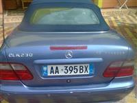 Mercedes Benz 230 gaz benzin