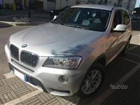 BMW X3 viti 2012 diesel.