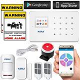 Sistem Alarmi KERUI G18 Wireless GSM + Sensor