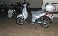 Motorr Aprilia Scarabeo 50cc 2011