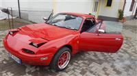 Mazda Mx5, 1.6 Benzine. Cabriolet. 1991 OKAZION