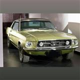 Ford Mustang  antike