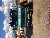 kamion mercedez benz 26 28 6×6