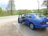 Mercedes 190 dizel -88