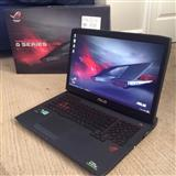 ASUS ROG GL553V Gaming Laptop - GTX 1050 - 256GB