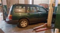 Subaru Forester benzin+gaz