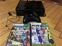 Xbox 360 + 27 lojra