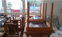 Tavolina karrige për bar kafe