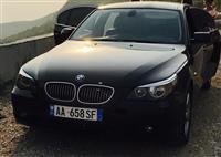 Shitet BMW 525 D 2005 7500€ dal ne qarkulim 2008