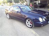 Mercedes benz CLK200 benzin+gaz