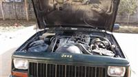 Jeep Grand Cherokee 2.5 turbo diesel