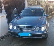 Benx Mercedes klasi E 270