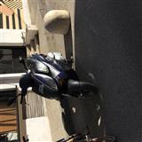 Yamaha maxter 150cc me letra