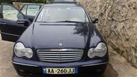 Mercedes-benz c class 203w