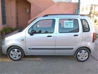 Suzuki Wagon R+ 1.3 benzine me letra -01