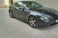 BMW 630i viti2007 benzin+gaz nderrohet me Evo