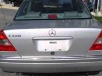 mercedez benz c220