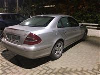 Mercedes benz e class 320 2003