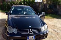 Mercedes CLK270 naft -03 avangard