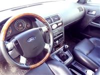 Ford Mondeo Nafte