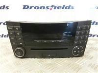 w211 Cd player , radio etc