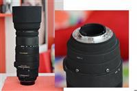 Sigma AF 120-400mm f4.5-5.6 DG OS APO HSM Lens Nik
