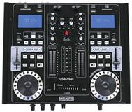 OKAZION US Blaster USB 7340 Dual-DJ-Media-Player