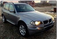 BMW X3 3.0d AUTOMATIK