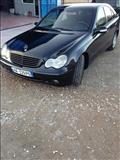 Mercedes Benz C klas benzin+gaz