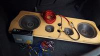Impiant muzike CIARE per makine