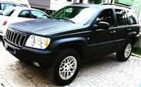 Jeep Grand Cherokee Limited Matte