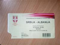 Serbia - Albania