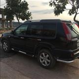 Nissan X-Trail benzin+gaz